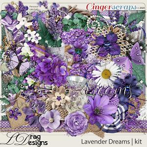 Lavender Dreams by LDragDesigns