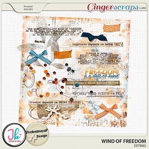 Wind Of Freedom Extras by JB Studio and PrelestnayaP Design