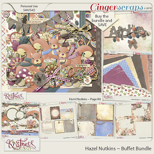 Hazel Nutkins Buffet Bundle