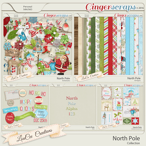North Pole Collection