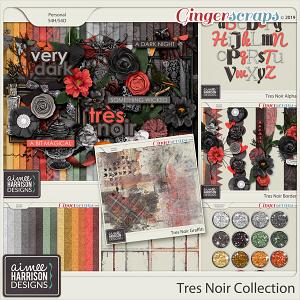 Très Noir Collection by Aimee Harrison