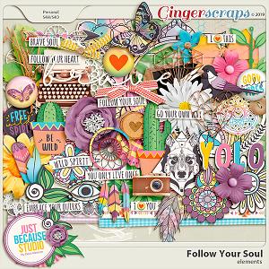 Follow Your Soul Elements by JB Studio
