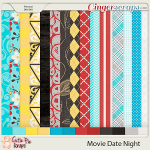 Movie Date Night Papers