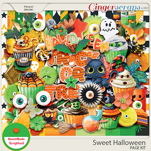 Sweet Halloween - kit