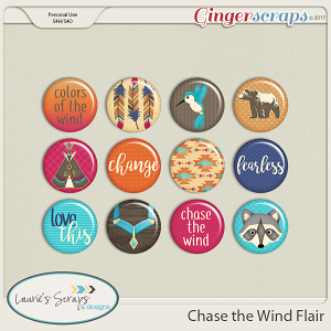 Chase The Wind Flairs