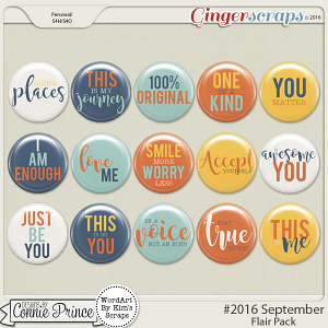 #2016 September - Flair Pack