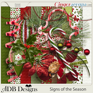 Signs of the Season Petite Kit by ADB Designs