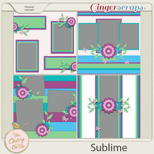The Cherry On Top:  Sublime Templates