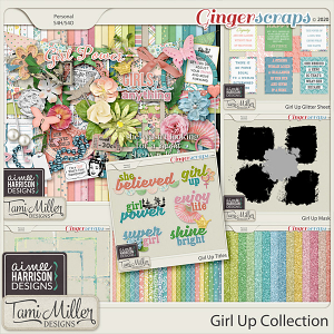 Girl Up Collection by Aimee Harrison and Tami Miller