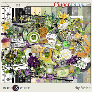 Lucky Me Kit by Karen Schulz