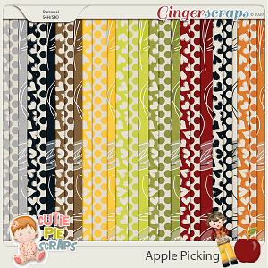 Apple Picking - Pattern Papers