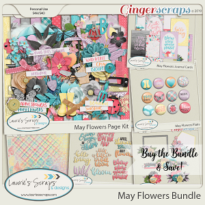May Flowers Bundle