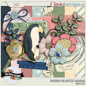 Warm Hearted Mama - Mini Kit by Lisa Rosa Designs