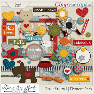 True Friend | Element Pack