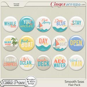 Smooth Seas - Flair Pack