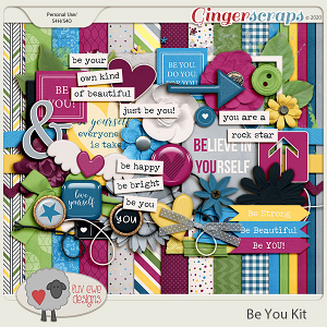 Be You Kit by Luv Ewe Designs