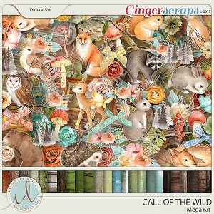Call Of The Wild Mega Kit by Ilonka's Designs