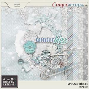 Winter Bliss Mini Kit by Aimee Harrison