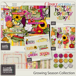 Growing Season Collection by Aimee Harrison