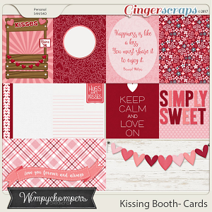 Kissing Booth- Cards