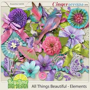 All Things Beautiful Elements