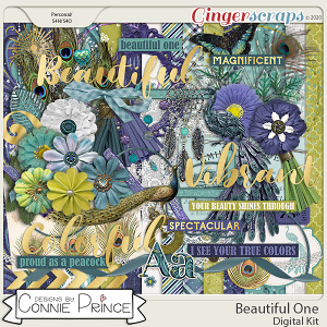 Beautiful One - Kit by Connie Prince