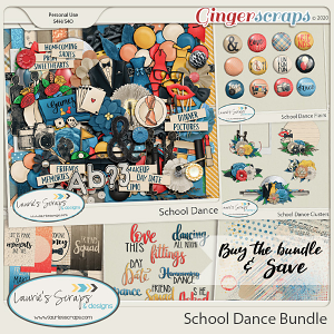 School Dance Bundle