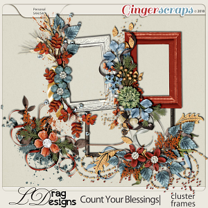 Count Your Blessings:Cluster Frames by LDragDesigns