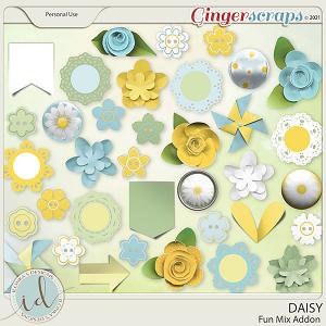 Daisy Fun Mix Addon by Ilonka's Designs