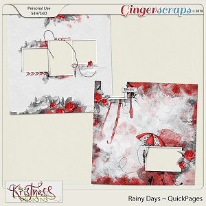 Rainy Days QuickPages