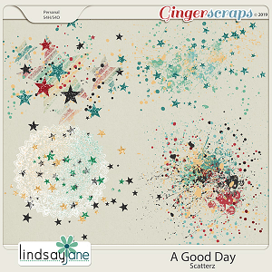 A Good Day Scatterz by Lindsay Jane