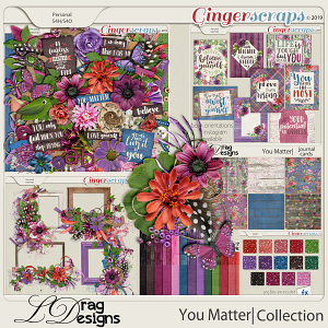 You Matter: The Collection by LDragDesigns