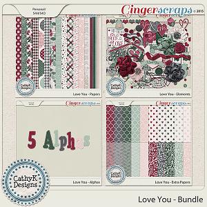 Love You - Bundle