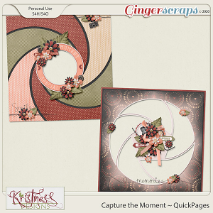 Capture the Moment QuickPages