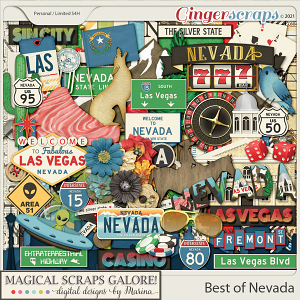 Best of Nevada (page kit)