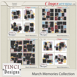 March Memories Collection