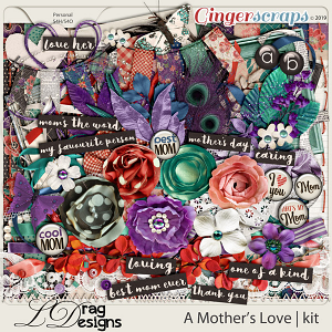 A Mother's Love by LDragDesigns