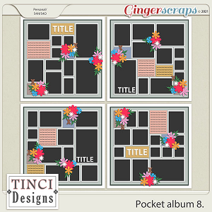 Pocket album 8.