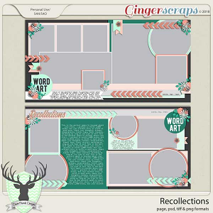 Recollections by Dear Friends Designs