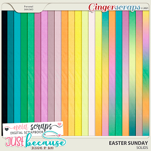 Easter Sunday Solids by JB Studio and Neia Scraps