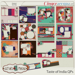 Taste of India Quick Pages