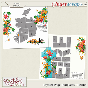 Layered Page Templates ~ Ireland