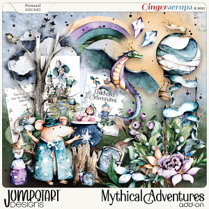 Mythical Adventures {Add-On}
