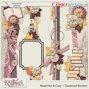 Read Hot & Cozy Clustered Borders