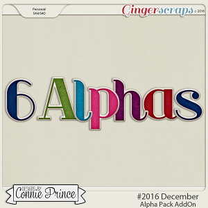 #2016 December - Alpha Pack AddOn