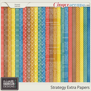 Strategy Extra Papers by Aimee Harrison