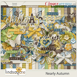 Nearly Autumn by Lindsay Jane
