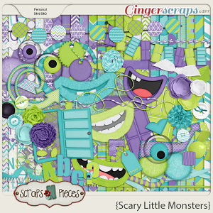 Scary Little Monsters