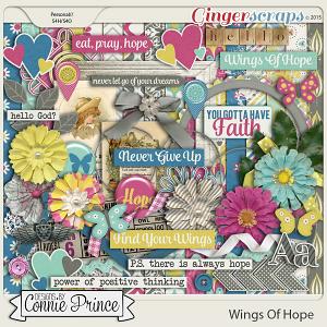 Retiring Soon - Wings Of Hope - Kit