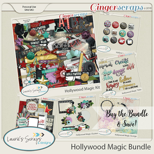 Hollywood Magic Bundle